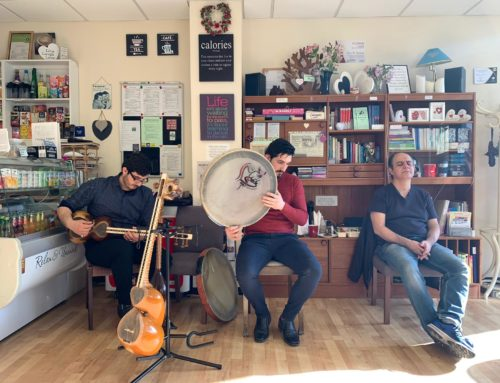 Happy Heart Cafe hosts tunes for the Heart